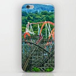 Hershey Park iPhone Skin