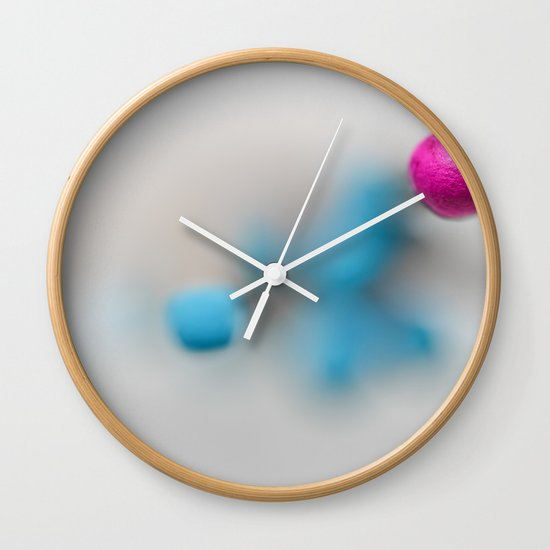 A day at the beach.... Wall Clock