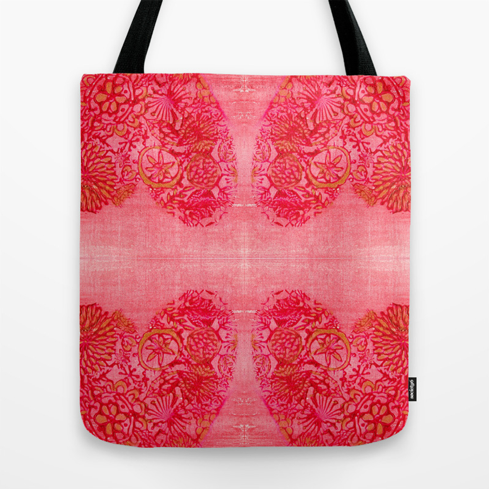 Heart Of Gold Tote Purse by Dominiquegwerder (TBG6399748) photo