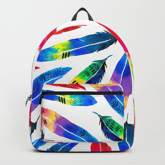 Exotic Parrot Backpack