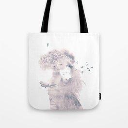 Indigo Tote Bag