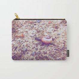 Escargot Carry-All Pouch