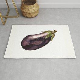 Eggplant Rug