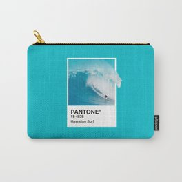 Pantone Series – Hawaiian Surf Carry-All Pouch