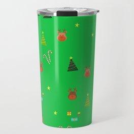 navidad! Travel Mug