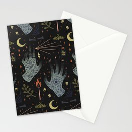A Curse Upon You! Stationery Cards