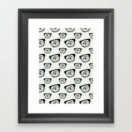 E. 02 Framed Art Print