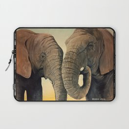 Latabe and Five Laptop Sleeve