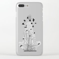 Noesis Clear iPhone Case