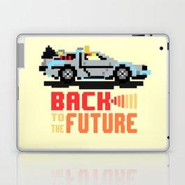 Back to the future: Delorean Laptop & iPad Skin