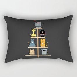 Tree of emotions Rectangular Pillow