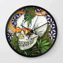 Hempfest15 Wall Clock