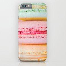 Happy Macarons iPhone 6s Slim Case