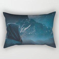 The seeker Rectangular Pillow