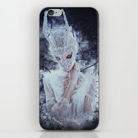 nightmare iPhone & iPod Skins featuring Nightmare by Kryseis Retouche