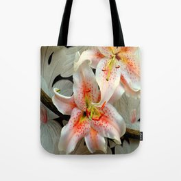 A Balancing Act Tote Bag