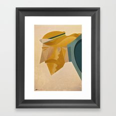 Jesus Framed Art Print