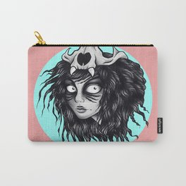 She's A Wild One Carry-All Pouch