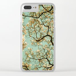Playing Favorites Clear iPhone Case