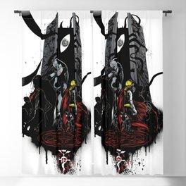 Fullmetal Alchemist Blackout Curtain