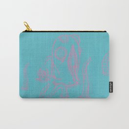 Quadpus  Carry-All Pouch
