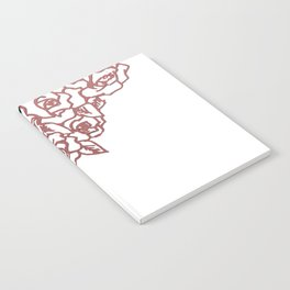 love flowers! Notebook