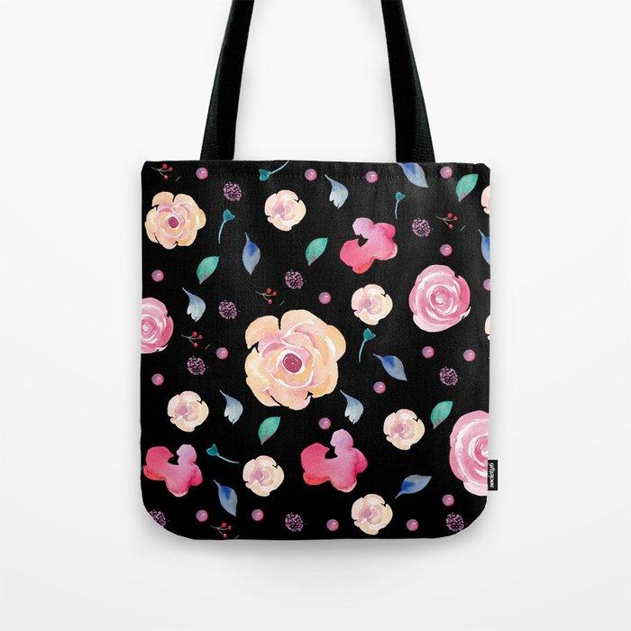Springtime florals II Tote Bag