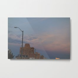 Ventnor City, NJ Metal Print