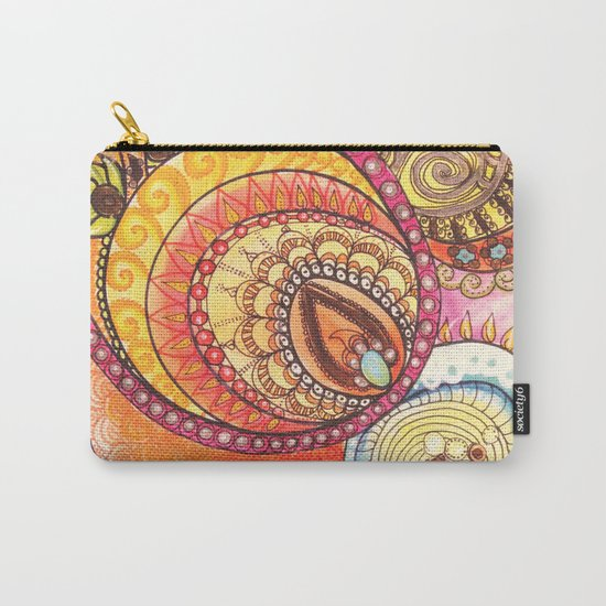 Sweet Inside Carry-All Pouch