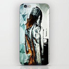 Back iPhone Skin