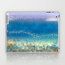 Abstract Seascape 03 wc Laptop & iPad Skin