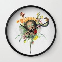 #MANZANA Wall Clock