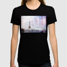 Statue of Liberty Art T-shirt
