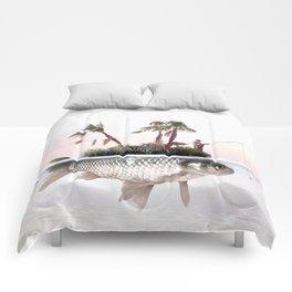 Something Fishy Comforters