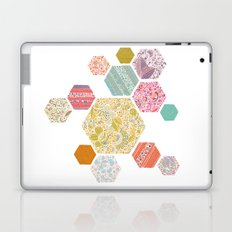 Summer honeycomb Laptop & iPad Skin