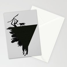 I'm Wolf Stationery Cards
