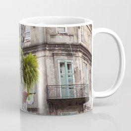 New Orleans Looking Down Royal Coffee Mug