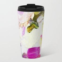 Back to Joy (Abstract Painting) Travel Mug