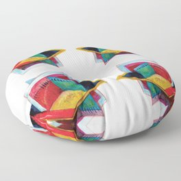 Dimension chambers Floor Pillow