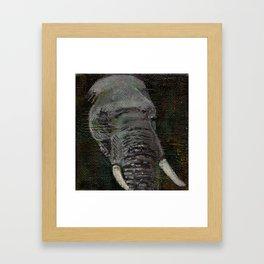 Ahead of the Herd Framed Art Print
