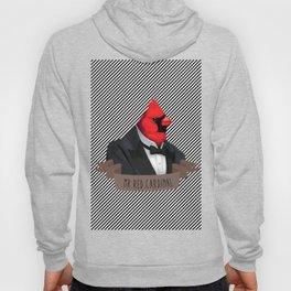 MR.RED CARDINAL Hoody