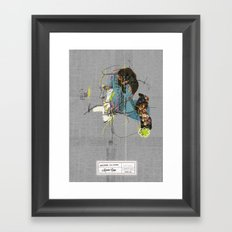 Marvin Gaye Framed Art Print