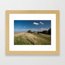 Dijk Framed Art Print