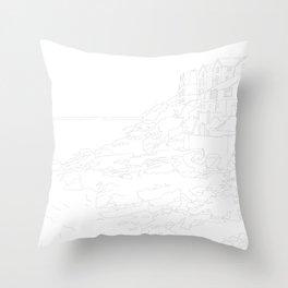 Clevedon Throw Pillow