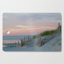 Sunset on Cape Cod Cutting Board
