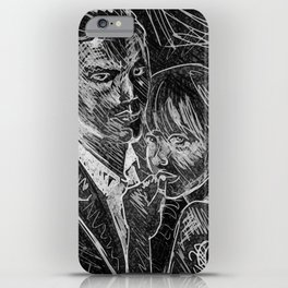 """Mr. Grey Will See You Now"" by Kristin Frenzel iPhone Case"