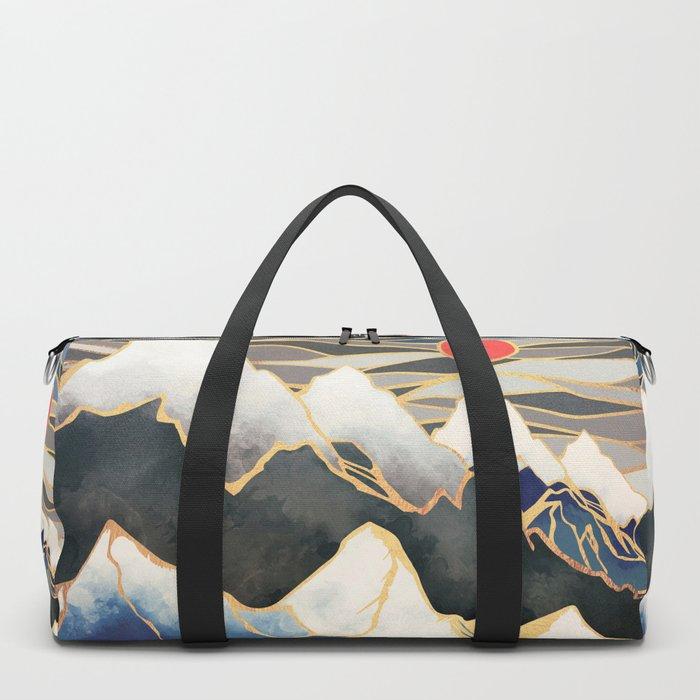 Ice Mountains Duffle Bag