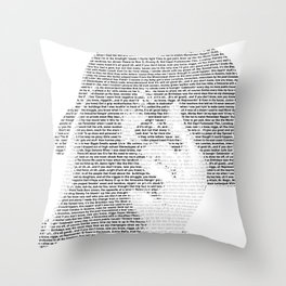 Notorious B.I.G. Throw Pillow