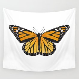 Monarch Butterfly Wall Tapestry