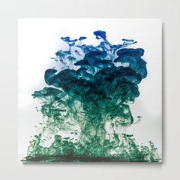 The ink tree Metal Print